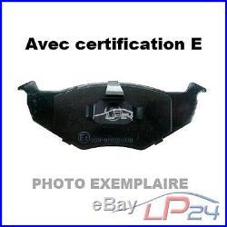 Kit De Frein Avant + Arriere Bmw Série 5 Touring Break E39 520-530