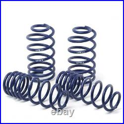 Kit Ressorts courts H&R 29791-3 pour BMW 5er E39 Touring/SW 40/15mm