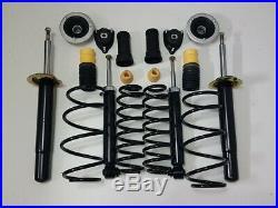 Kit de suspension serie amortisseurs ressorts coupelles BMW E39 Touring