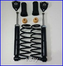 Kit de suspension serie amortisseurs ressorts coupelles BMW E39 Touring arriere