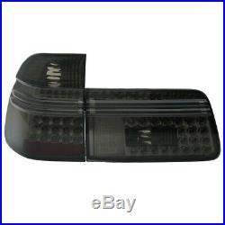 LED Feux Arrière BMW E39 Break Touring Année Fab. 97-04 Fumee