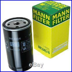 Liqui Moly 7L Toptec 4100 5W-40 Moteur + Mann-Filter pour BMW 5 Touring