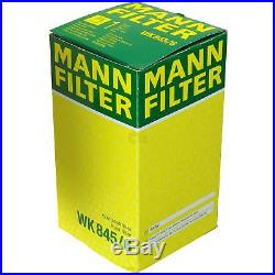 Liqui Moly 7 Litres Toptec 4600 5W-40 Huile Mann-Filter pour BMW Série 5 Touring