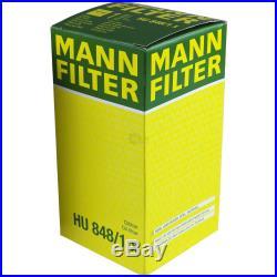 MANNOL 7 L Energy Premium 5W-30 + Mann-Filter Pour BMW 5er Touring E39 525tds
