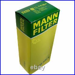 MANN-FILTER Set Pour BMW 5er Touring E39 520d Bj. 00-03 9734363