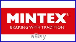 MINTEX Essieu Avant Frein Disques + Set Plaquettes Pour BMW 5 Touring (E39) 525