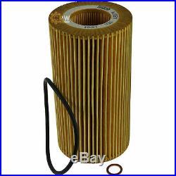 Mann-filter Set Air Intérieur Huile Carburant pour BMW 5er Touring E39 540i