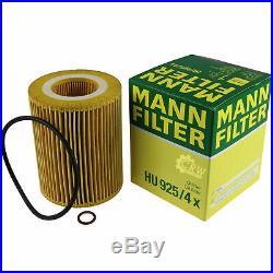 Mann-filter Set pour BMW 5er Touring E39 528i 525i 523i 520i 530i