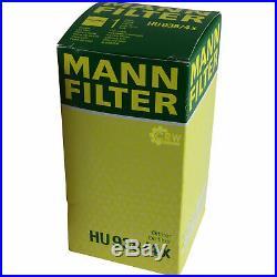 Mann-filter Set pour BMW 5er Touring E39 540i X5 E53 4.6is 4.4i E38 735 Iil 740