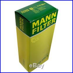 Mannol 6L Energy Premium 5W-30 + Mann-Filter Filtre pour BMW 5er Touring E39