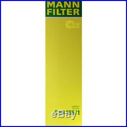 Mannol 7 L Énergie Premium 5W-30 + Mann Filtre Luft BMW 5er Touring E39 525tds