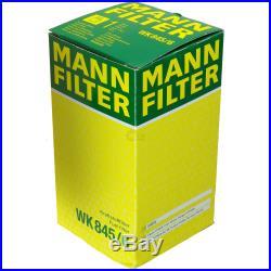 Mannol 7 L Energy Premium 5W-30 + Mann-Filter pour BMW 5er Touring E39