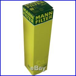 Mannol 8L Energy Premium 5W-30 + Mann-Filter Filtre pour BMW 5er Touring E39 5