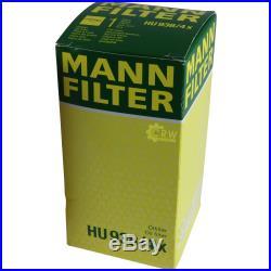 Mannol 8L Energy Premium 5W-30 + Mann-Filter Set Filtres BMW Série 5 Touring E39
