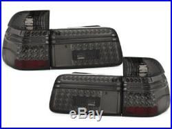 NEUF! Feux arrières pour BMW E39 1997-2000 TOURING Fumée LED FR LDBM57EI XINO FR
