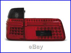 NEUF! Feux arrières pour BMW E39 1997-2000 TOURING Rouge Fumée LED FR LDBM56EI X