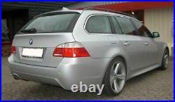 Neuf Complet Arrière M Sport Pare-Choc Pour BMW E61 2003-2007 Touring Avec Pdc