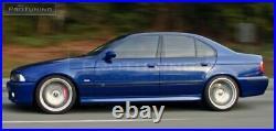 Neuf M5 Porte Large Moulures / Rayures Set Complet Pour BMW E39 Sedan Et Touring
