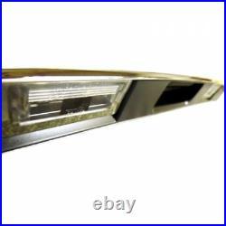 Original BMW Barre de Prise Chrome Bouton Hayon 5er E39 Touring Kennzeichenleuc