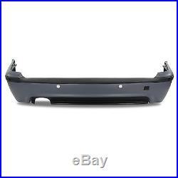 PARE CHOC ARRIERE M5 LOOK BMW E39 TOURING 1995 A 2003 AVEC CAPTEUR 520 525 530 D