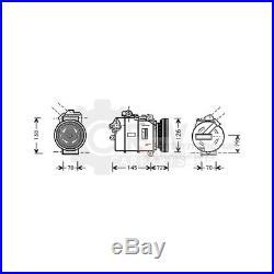 PV4 Compresseur Climatisation Compresseur D'Air BMW 5er Touring E39