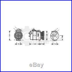 PV4 Compresseur climatisation compresseur d'air Bmw Série 5 Touring E39