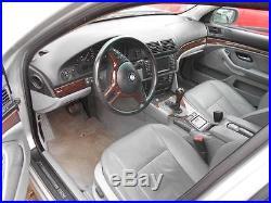 Pare choc arriere BMW SERIE 5 (E39) TOURING 530d Diesel /R9800094