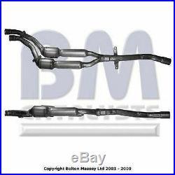 Pot Catalytique pour BMW 5 Touring (E39) 525d 2000-2004