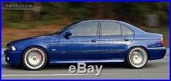 Pour BMW 5 Série E39 Berline Touring M5 Moulures Côté Rayures