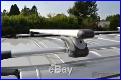 Pour BMW 5 Touring E39 97-04 RAILS DE BARRE TOIT verrouillage transversales +