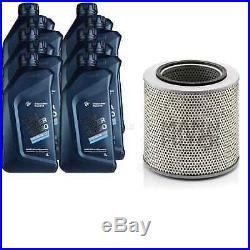 Pour BMW Huile Moteur 10l Mann Filtre H 20 211 5er Touring E39 E61 E34 I8 I12 I3