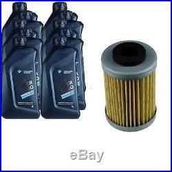 Pour BMW Huile Moteur 10l Mann Filtre à H 43/2 3er Touring E91 E36 F31 4 Grain