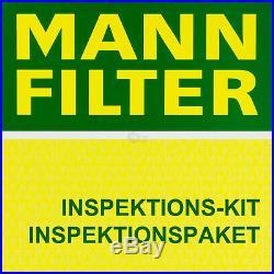 Pour BMW Huile Moteur 4l Mann Filtre à WD 13 145/18 5er Touring E39 F11 E61 3er