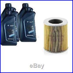 Pour BMW Huile Moteur 5l Mann Filtre à H 15 111/2 2 Gran Tourer F46 5er Touring