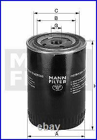 Pour BMW huile moteur 10l Mann Filtre à W 11 102/17 3er Touring E36 F31 E46 I3