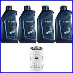 Pour BMW huile moteur 4l Mann Filtre à W 10 020 5er Touring E34 F11 E61 2 Coupé