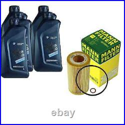 Pour BMW huile moteur 5l Mann Filtre Hu 718/1 Z 3er Touring E46 Compact 5er E39