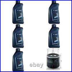 Pour BMW huile moteur 5l Mann Filtre à W 712/31 5er Touring E34 E61 F11 X4 F26