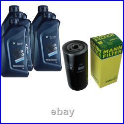 Pour BMW huile moteur 5l Mann Filtre à W 962/27 2 Active Tourer F45 5er Touring