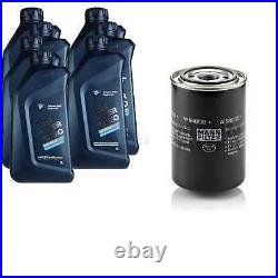 Pour BMW huile moteur 7l Mann Filtre à W 940/30 Z3 Coupé E36 5er Touring E61