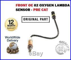 Pour Bmw Série 5 E39 Touring 1997-2004 Oe Avant Pré Sonde Lambda Cat 02