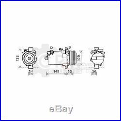 Pv4 Compresseur Climatisation Compresseur D'Air BMW Z3 5er Coupé Touring E39 E36