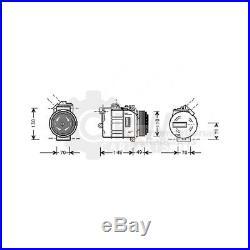 Pv5 Compresseur Climatisation Compresseur D'Air BMW Série 3 Touring 5er E39