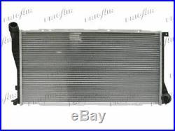 Radiateur Pour Bmw 5 525 Td, 530 D, 520 D, 525 D, 530 I, 7 730 D, 5 Touring 525 D
