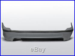 Rear Bumper for BMW E39 TOURING M-PAKET XZTBM18F XINO TUNING