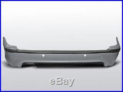 Rear Bumper voor BMW E39 TOURING M-PAKET PDC XZTBM17R XINO TUNING