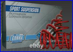 Ressorts courts Bmw 5 (LEVEL) E39 Touring 540i -V8 1997-05/2004 -40mm 1465