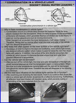 Rückleuchten für BMW E39 1995-2000 TOURING Rot Smoke FR LTBM30EP XINO FR