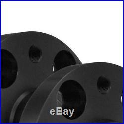 SCC Elargisseurs de voie 2x25mm 13219BWS pour BMW 5er Touring