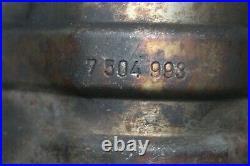 Silencieux D'Échappement BMW E39 520i Touring Bj. 02 7504993 Boysen